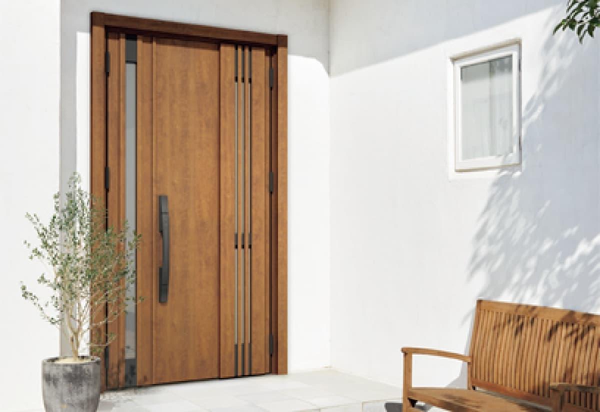 玄関ドア交換のイメージ